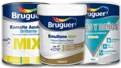 Find the product you need in our range of quality paints